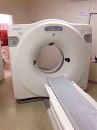Aparelho de Tomografia Computadorizada GE