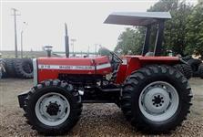 Trator Massey Ferguson 275 4x4 ano 96