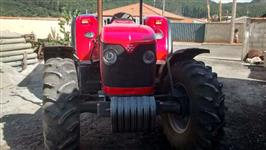 Trator Massey Ferguson 4291 4x4 ano 111