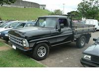 Ford F 1000 3.6 8V Turbo 5 Marchas