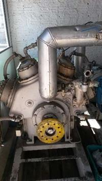 compressor Mycom Duplo Estagio