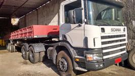 Caminhão  Scania 124 360  ano 05
