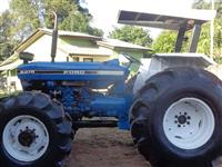 Trator Ford/New Holland 6610 4x4 ano 88