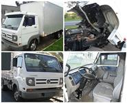 Caminhão  Volkswagen (VW) 8150  ano 10