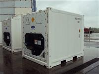 Container de 10 Pés refrigerado