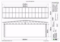 CONSTRUÇOES EM AÇO SUSTENTAVEIS - ATLANTIS STEEL FORM CONSTRUCTIONS