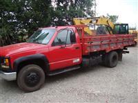 Caminhão  GMC 6150  ano 01