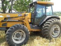 Locação de Trator de 110 cv com Plaina dianteira; concha e grade aradora!