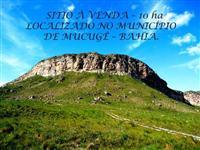 Sitio em Mucugê - 10 ha