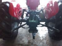 Trator Massey Ferguson 50 X 4x2 ano 79