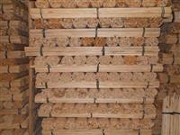 Disponho de cabos de vassoura em madeira cru