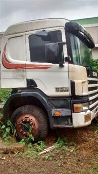 Caminh�o  Scania 114  ano 03