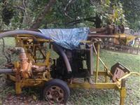 máquina de poço artesiano rotativa