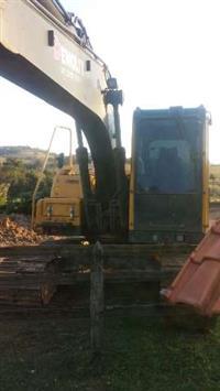 Escavadeira Volvo EC140 BLCPRIME 2012