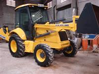 Retroescavadeira, New Holland LB110 4X4