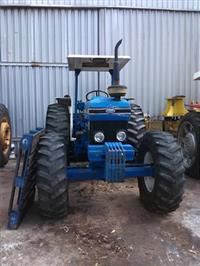 Trator Agricola Ford 6610