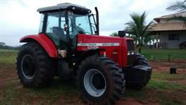 Trator Massey Ferguson MF 680 HD  4x4 ano 07