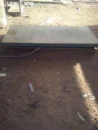 Balanca plataforma 3000 kilos plataforma 1×2