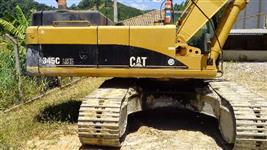 Escavadeira CAT 345 C - conf. Granito