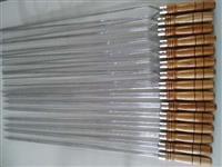 espetos alumínio fabrica premium