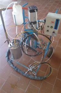 maquina  injetora de resina fibermaq