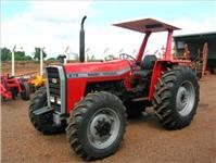 Trator Massey Ferguson 275 4x4 ano 87