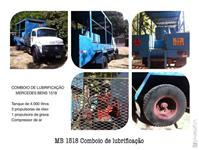 Caminh�o  Mercedes Benz (MB) 1518  ano 00