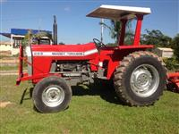 Trator Massey Ferguson Reliquia 4x2 ano