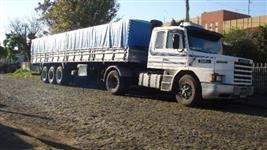 Caminh�o  Scania 112  ano 82