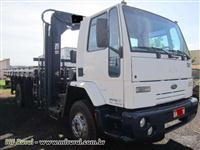 Caminhão  Ford Cargo 1317 munk CNG 20.000  ano 07