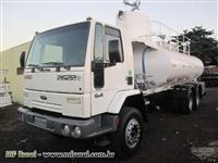 Caminhão  Ford Cargo 2622e Tanque de água, pipa bombeiro  ano 09