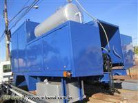 Comboio de Lubrifificação e Abastecimento Gascom