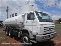 Caminhão  Volkswagen (VW) 26-260 Tanque de água Pipa Bombeiro Gascom novo  ano 08