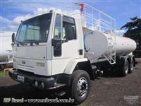 Caminhão  Ford Cargo 2626 Tanque de água Pipa Bombeiro  ano 05