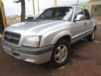 GM S-10 Executive 4x4 diesel