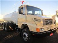 Caminhão  Mercedes Benz (MB) L 2318 Tanque de água Pipa Bombeiro  ano 94