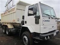 Caminhão  Ford Cargo 2628 Basculante  ano 07