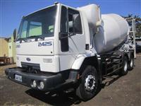 Caminhão  Ford Cargo 2425 Betoneira  ano 02