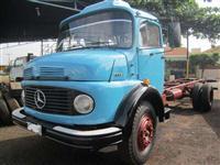 Caminhão  Mercedes Benz (MB) L 1113  ano 69