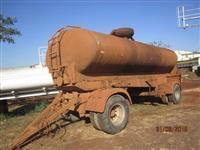 Reboque Tanque de Fibra 15.000L