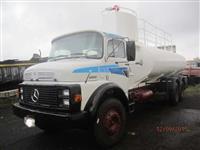 Caminh�o  Mercedes Benz (MB) L 2220 Tanque Pipa Bombeiro  ano 87