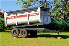 Caçamba Basculante Agrícola 8 toneladas