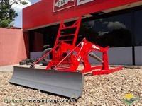 Conjunto de Lamina para Trator Massey Ferguson 660 4x4 - Baldan - Nova
