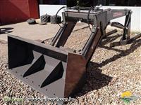 Conjunto de Concha para Trator Massey Ferguson 4292 4x4 - BALDAN - Nova