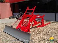 Conjunto de Lamina p/ Tratores Massey Ferguson 4299 4x4 - BALDAN - Nova