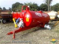 Distribuidor de Esterco Liquido 4000 lts Fertilance - Triton Novo