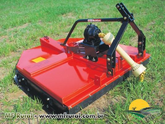 Roçadeira hidraulica RP 1500 - Correias - BALDAN - Nova
