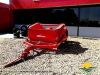 Scraper 3100 c/ Rodas trazeiras RACRT - BALDAN - Novo