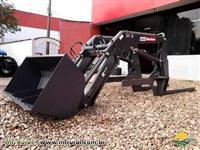 Conjunto de Concha ou Lamina para Tratores Massey Ferguson 265 4x4 Advanced SHB