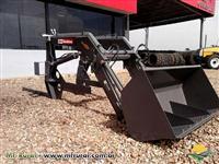 Conjunto de Concha ou Lamina para Tratores Massey Ferguson 275 4x4 Advanced SHB